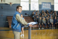 <p>Bryce Walker is the worst. This Liberty High senior raped a drunk Jessica and later brutally raped Hannah in a hot tub, ultimately becoming the one who broke her soul. At age 18, he's slightly older than the other characters. (Photo: Netflix) </p>
