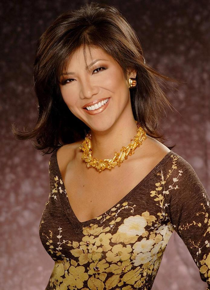 Julie Chen hosts Big Brother: All-Stars.