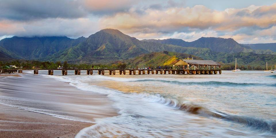 """<p>Hawaii has some of the world's <a href=""""https://www.bestproducts.com/fun-things-to-do/g3374/things-to-do-in-hawaii-attractions-activities/"""" rel=""""nofollow noopener"""" target=""""_blank"""" data-ylk=""""slk:most photographed beaches"""" class=""""link rapid-noclick-resp"""">most photographed beaches</a>, many of which are popular with surfers. In fact, some of the top surfers in the world are from Kauai, and <a href=""""https://www.tripadvisor.com/Attraction_Review-g29218-d647555-Reviews-Hanalei_Bay-Kauai_Hawaii.html"""" rel=""""nofollow noopener"""" target=""""_blank"""" data-ylk=""""slk:Hanalei Bay"""" class=""""link rapid-noclick-resp"""">Hanalei Bay</a> has some of the best conditions — the surf is consistent, and there are waves for all levels.<br></p><p><a class=""""link rapid-noclick-resp"""" href=""""https://go.redirectingat.com?id=74968X1596630&url=https%3A%2F%2Fwww.tripadvisor.com%2FHotel_Review-g60616-d101363-Reviews-Kauai_Shores_Hotel-Kapaa_Kauai_Hawaii.html&sref=https%3A%2F%2Fwww.redbookmag.com%2Flife%2Fg34756735%2Fbest-beaches-for-vacations%2F"""" rel=""""nofollow noopener"""" target=""""_blank"""" data-ylk=""""slk:BOOK NOW"""">BOOK NOW</a> Kauai Shores Hotel</p><p><a class=""""link rapid-noclick-resp"""" href=""""https://go.redirectingat.com?id=74968X1596630&url=https%3A%2F%2Fwww.tripadvisor.com%2FHotel_Review-g60626-d1023257-Reviews-The_Westin_Princeville_Ocean_Resort_Villas-Princeville_Kauai_Hawaii.html&sref=https%3A%2F%2Fwww.redbookmag.com%2Flife%2Fg34756735%2Fbest-beaches-for-vacations%2F"""" rel=""""nofollow noopener"""" target=""""_blank"""" data-ylk=""""slk:BOOK NOW"""">BOOK NOW</a> Westin Princeville Ocean Resort Villas</p>"""