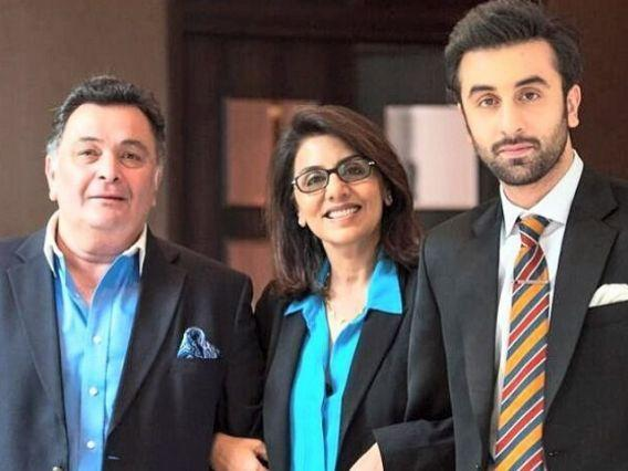 Ranbir Kapoor is a complete mama's boy. Neetu kapoor dotes on him and also used to cut his nails till he moved out.