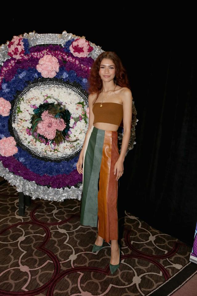 <p>At the AT&T Dream In Black Brunch during the 25th Essence Festival in New Orleans.<br></p>