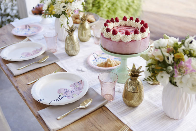 Whitney Port launches limited-edition Cheeky tableware collection at Target