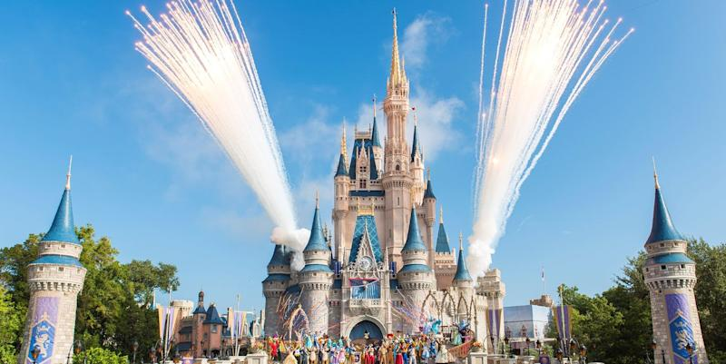 Mom Rants About Childless Millennials at Disney World