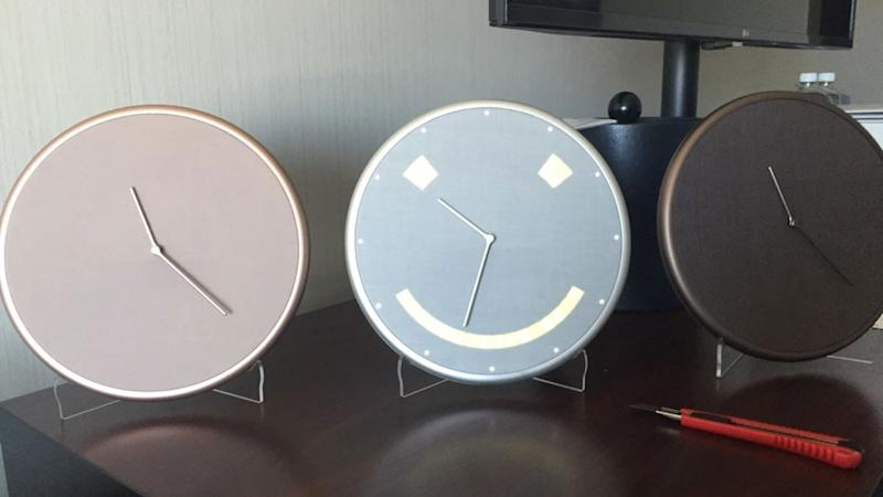 The Glance Smart Clock will only show you the information you need