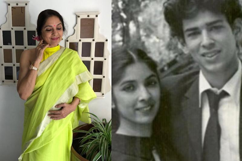 Neena Gupta Posts Throwback Picture Looking for Trikal Co-star, Fans Help Her Out