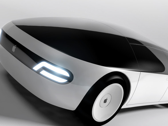 Apple Just Released Its First Official Self-Driving Car Research