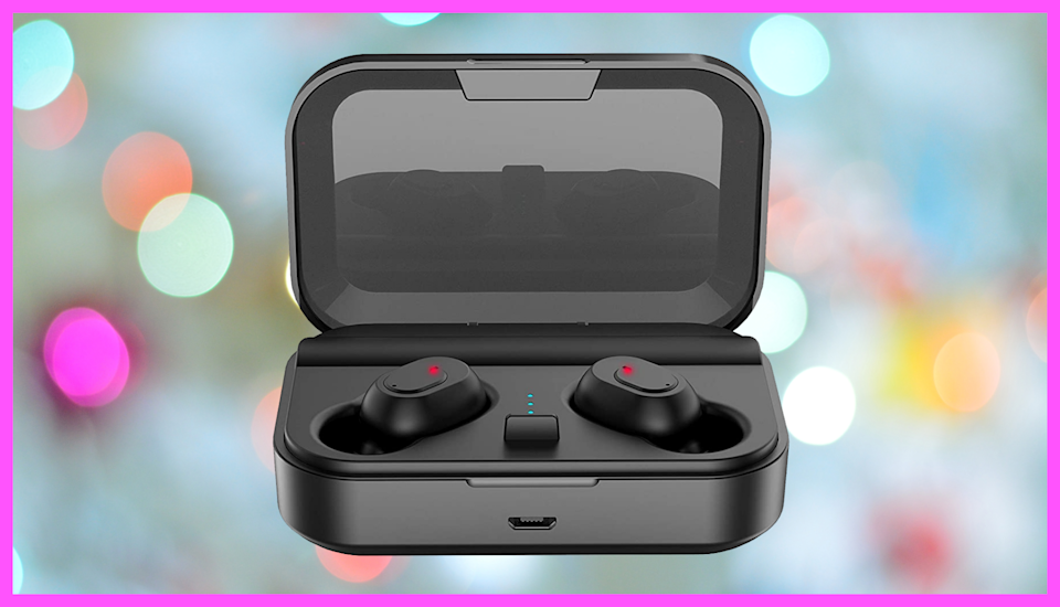 These Erligpowht Wireless Earbuds for just $16, or $9 off. (Photo: Amazon)