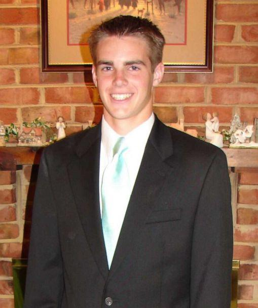 PHOTO: An undated photo of David Metzler, 19, who was killed Aug. 26, 2009. (Virginia State Police)
