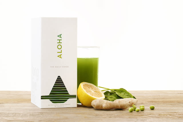 """<p>On Black Friday, do yourself some daily good amongst the craziness! Enjoy 40% off Daily Good Greens in Original, Chocolate & Berry+ free shipping all-day long on <a href=""""https://aloha.com/home"""" rel=""""nofollow noopener"""" target=""""_blank"""" data-ylk=""""slk:ALOHA.com"""" class=""""link rapid-noclick-resp"""">ALOHA.com</a> (while supplies last). On Cyber Monday indulge in a guilty pleasure without the guilt - chocolate enriched with superfood fruits and vegetables! Original Superfood Chocolate Topping Bars on sale for $6 + free shipping all-day long on ALOHA.com (while supplies last)</p>"""