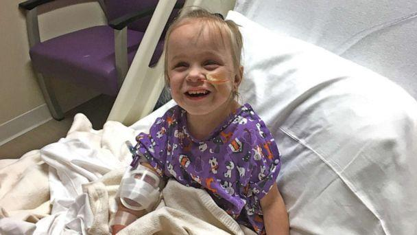 PHOTO: Kayleigh Kulage, 5, received a kidney donated by her preschool teacher. (Desiree Kulage)