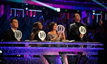"<em>Strictly Come Dancing</em> continues to be one of the biggest shows on television and 2019 was no exception. There's always a healthy dose of controversy that comes with the competition, with Mike Bushell's presence on the show being <a href=""https://uk.news.yahoo.com/strictlys-mike-bushell-hits-back-at-troll-who-says-he-cant-dance-094924714.html"" data-ylk=""slk:a source of ire for many fans;outcm:mb_qualified_link;_E:mb_qualified_link;ct:story;"" class=""link rapid-noclick-resp yahoo-link"">a source of ire for many fans</a> as they believe better dancers were sent home over him. It also got off to a rocky start, as Jamie Laing wasn't able to compete due to an injury in rehearsals meanwhile Will Bayley was later hit by a bout of misfortune as he hurt his leg and had to withdraw. (BBC/Guy Levy)"