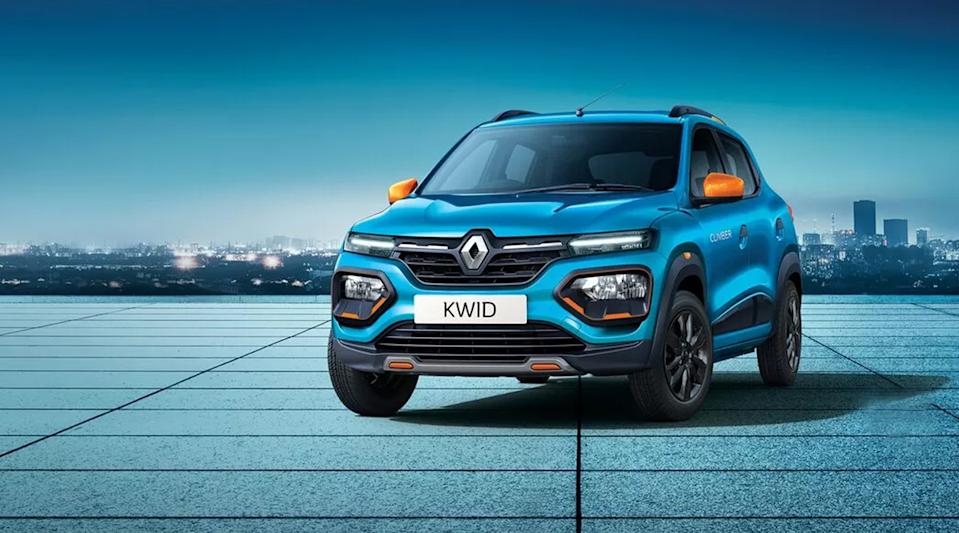 Renault Kwid 1.0L RXL Variants Launched