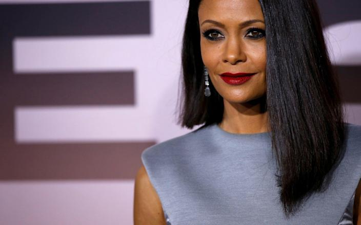 "Thandie Newton: 'That's my name,"" she told Vogue magazine. 'It's always been my name' - Mario Anzuoni/Reuters"
