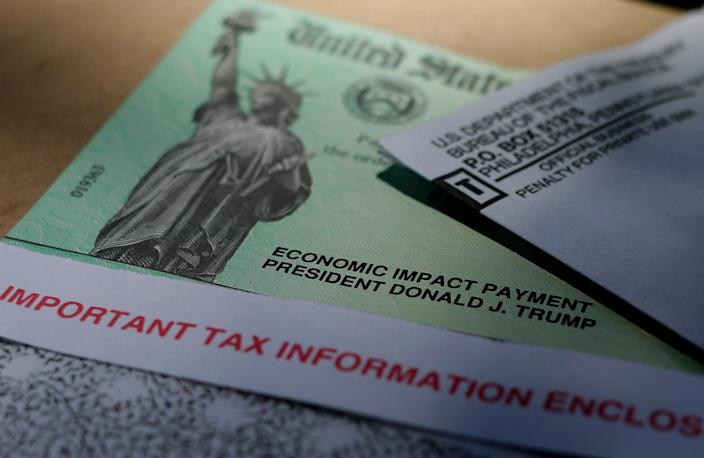 <p>Up to 8 million Americans have yet to receive their stimulus payments </p> (Copyright 2020 The Associated Press. All rights reserved.)