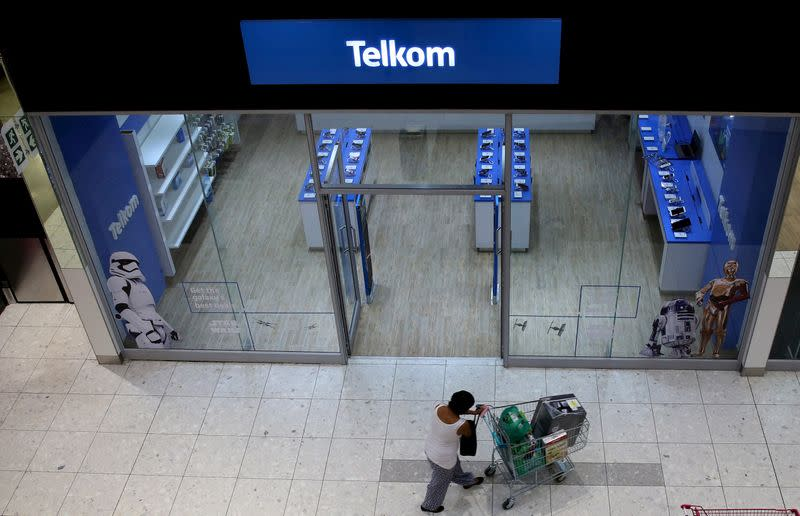 South Africa's Telkom flags 70% fall in annual earnings