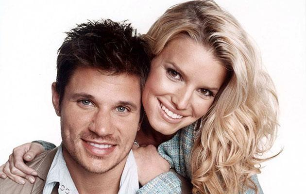 The singer shot to fame on Newlyweds in the 2000s, co-starring with then-husband Nick Lachey. Source: MTV