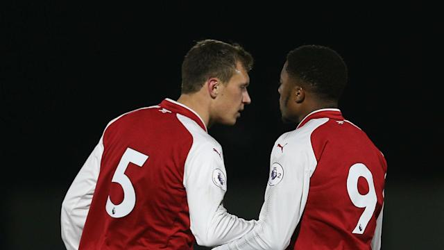 Arsenal have loaned out three young players, with Chuba Akpom and Jeff Reine-Adelaide heading abroad and Krystian Bielik joining Walsall.