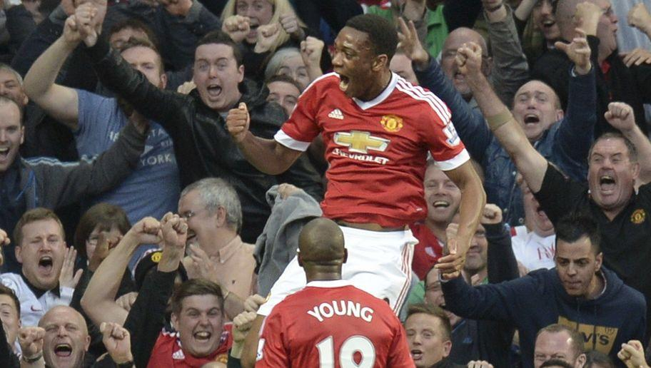 <p><strong>Opponents: </strong>Liverpool, Southampton</p> <br /><p>Anthony Martial's £36m arrival at the very end of the 2015 summer transfer window came as something of a shock, but he started in the ultimate fashion when he scored against Liverpool just moments into his debut. Eight days later he scored a brace against Southampton.</p>