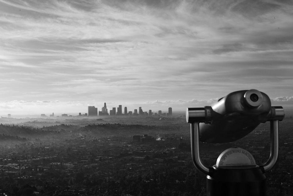 <p>There probably isn't a better place to check out Los Angeles than the Griffith Observatory. There, you can see everything from the city skyline to the Pacific Ocean. </p>