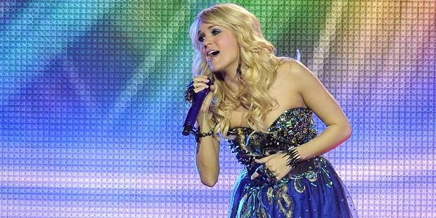 Carrie Underwood's Over-the-Top Ensembles