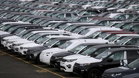 United Kingdom vehicle manufacturing tumbles in July
