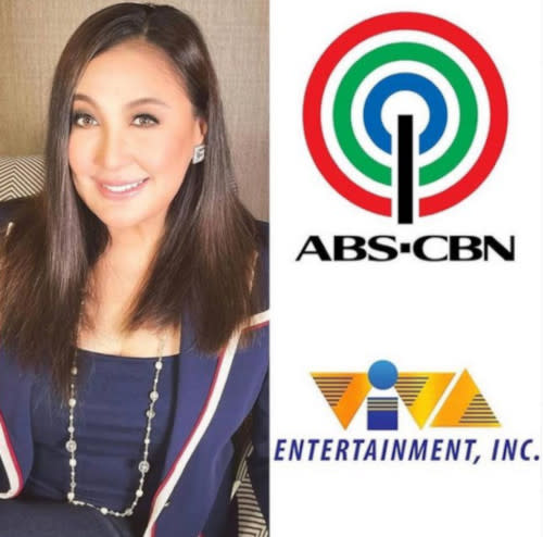 Sharon's upcoming project with ABS-CBN