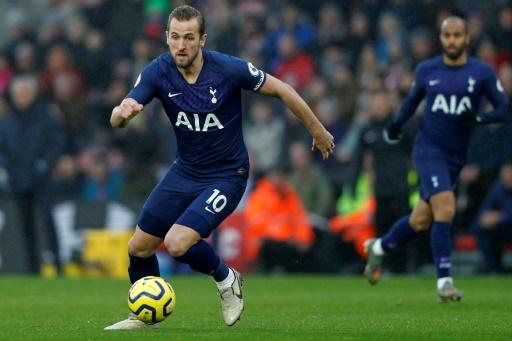 Harry Kane could play a key role for Tottenham in the Premier League run-in