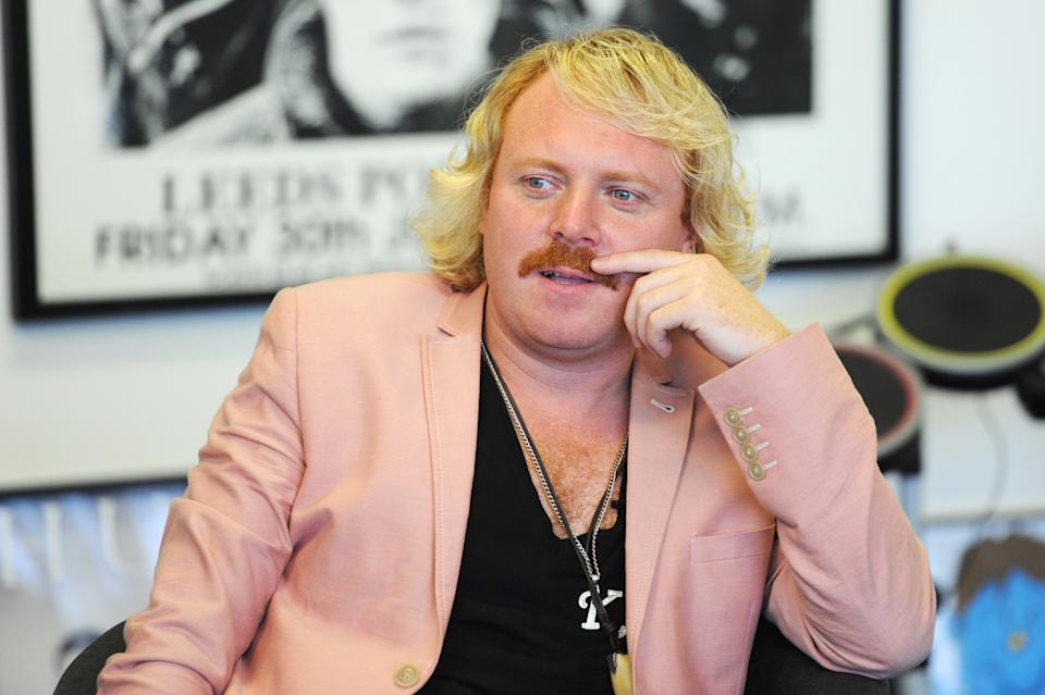 """LONDON, ENGLAND - AUGUST 14: Keith Lemon poses for a portrait to promote his new film """"Keith Lemon:The Film"""" on August 14, 2012 in London, England. (Photo by Dave Hogan/Getty Images)"""