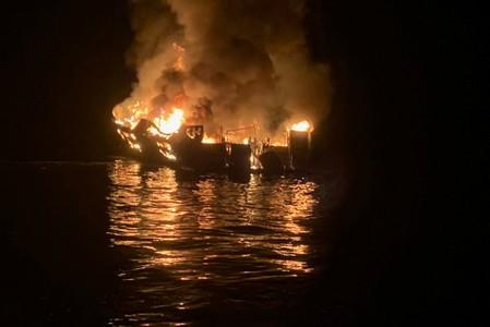 FBI seeks video, pictures as it investigates California dive boat fire