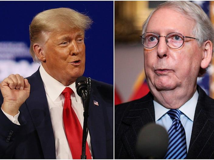 trump mcconnell insults gop