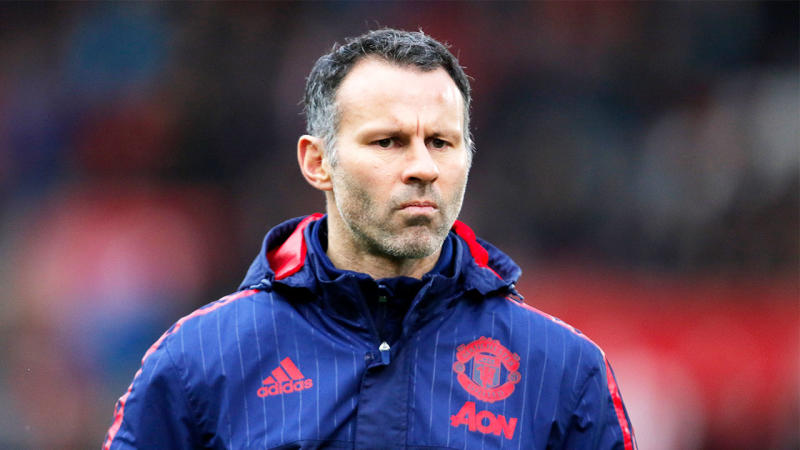 Rhodri Giggs, Ryan Giggs' (pictured) brother, has opened up about his relationship with brother and mother. (Getty Images)