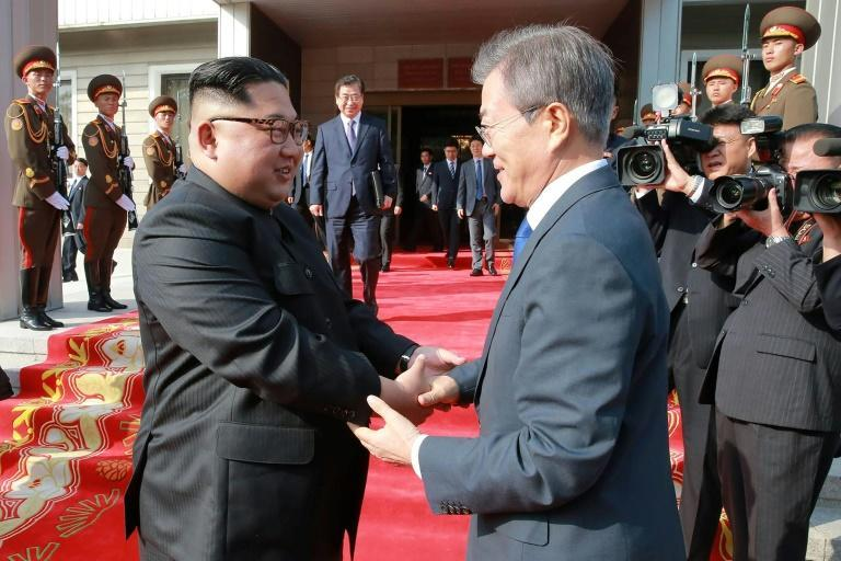 South Korea's President Moon Jae-in and the North's Kim Jong Un will hold their third summit this year in Pyongyang