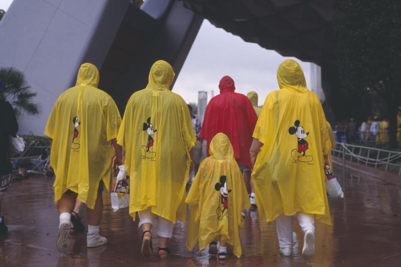 What to Do If a Hurricane Hits While I'm at Disney World