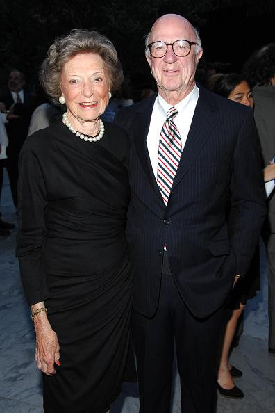 <p>No. 5: Doris Fisher, left<br />Origin of wealth: The Gap (clothing)<br />Net worth: $2.7 billion<br />(Getty Images) </p>