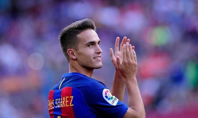 Arsenal open talks with Barcelona over £20m Denis Suárez