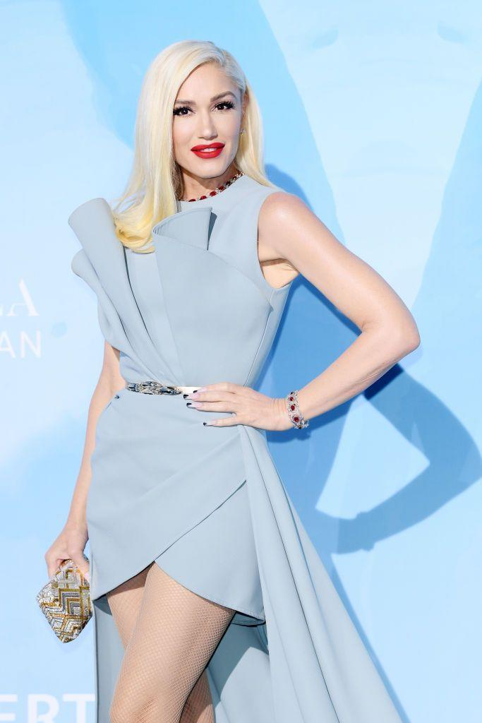 """<p>In her song """"Spark the Fire,"""" Gwen Stefani nods to her sign, singing, """"I am a Libra, let's balance the scales.""""</p>"""