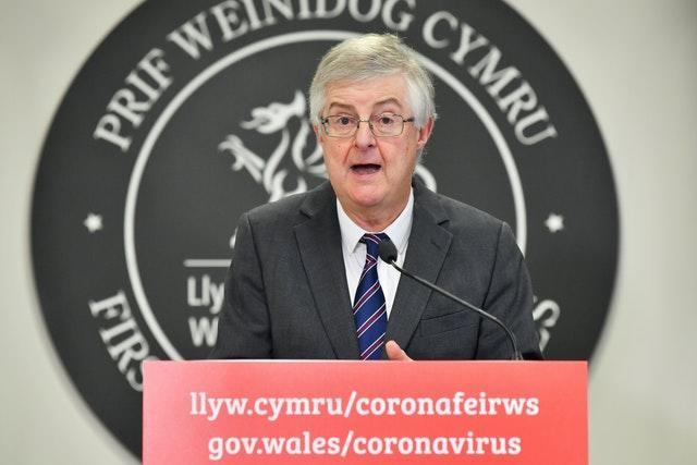 First Minister Mark Drakeford (Ben Birchall/PA)
