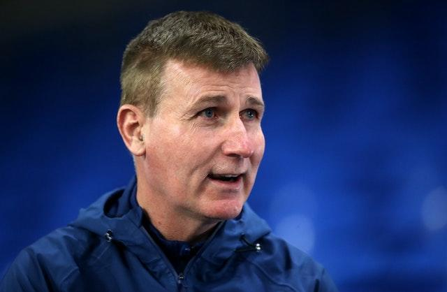 Stephen Kenny's Republic of Ireland had gone eight hours without a goal