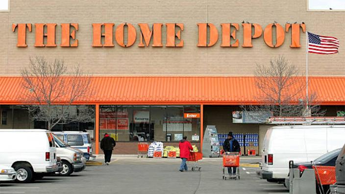 Snag discounted home improvement materials from The Home Depot.