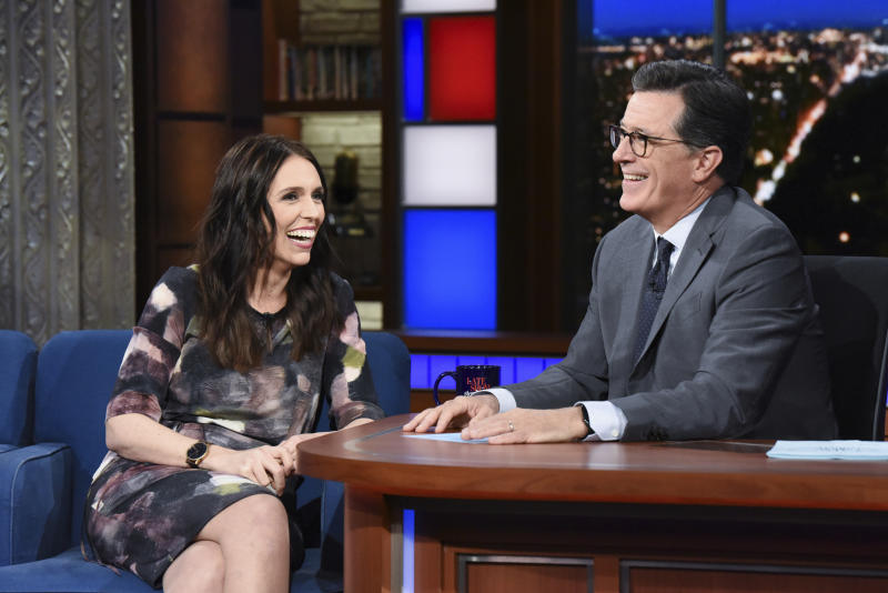 Stephen Colbert postpones visit to New Zealand after mosque attack