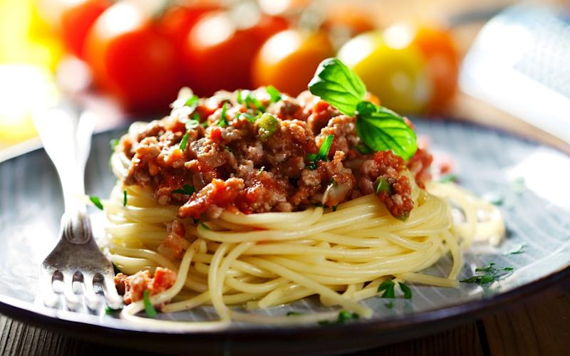 The newly-developed pasta, which contains barley, can help ward off heart attacks, researchers say - © liv friis-larsen / Alamy Stock Photo