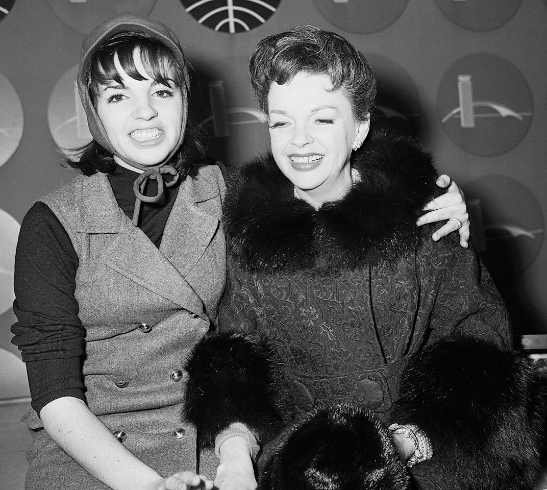 """<p>""""It was no great tragedy being Judy Garland's daughter. I had tremendously interesting childhood years–except they had little to do with being a child.""""<br></p>"""
