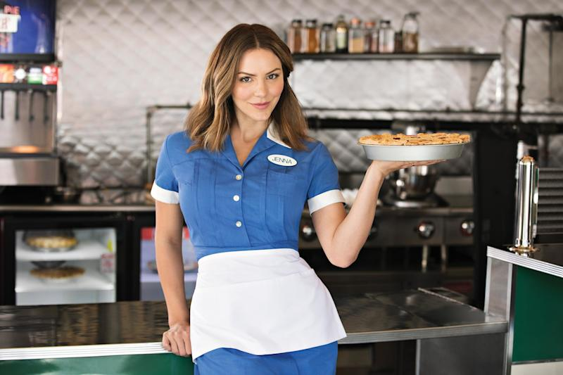 Katharine McPhee is returning to Waitress on Broadway for its final run of shows