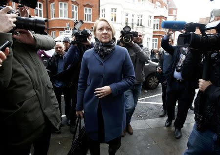 Assange Questioned at Ecuadorean Embassy