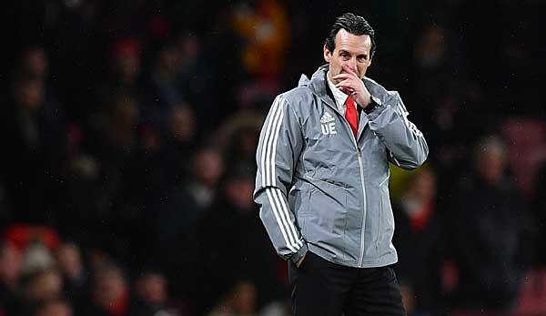 Premier League: Arsenal: Emery fliegt - Legende übernimmt