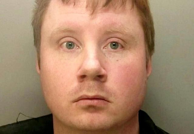James Utting has been jailed for ten years (Picture: SWNS)