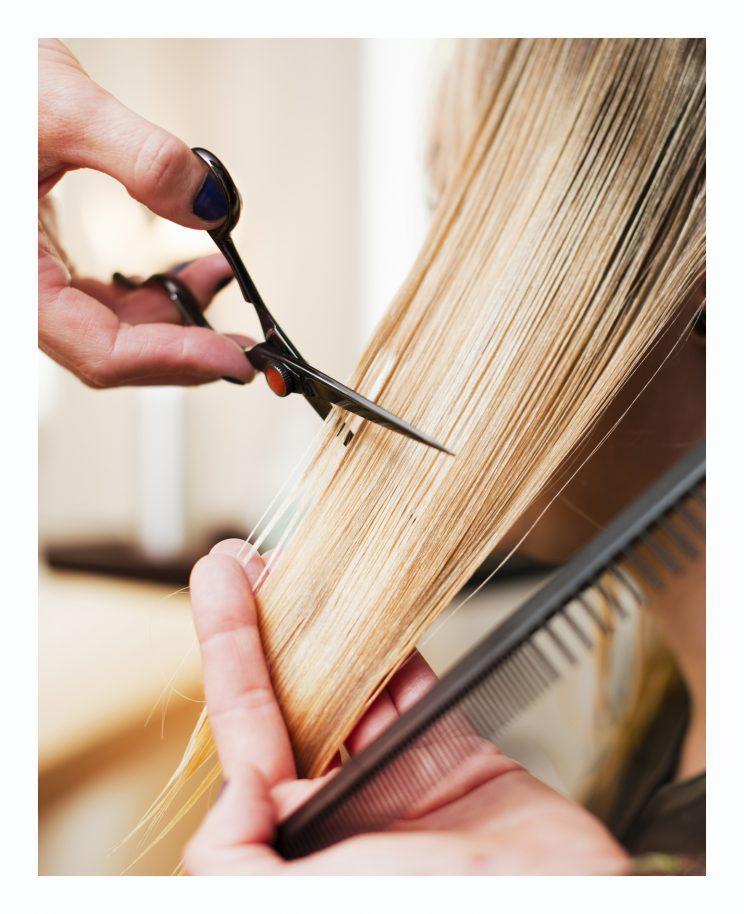Hairdressers in the state will be trained to recognize the signs of violence. (Photo: Getty Images)
