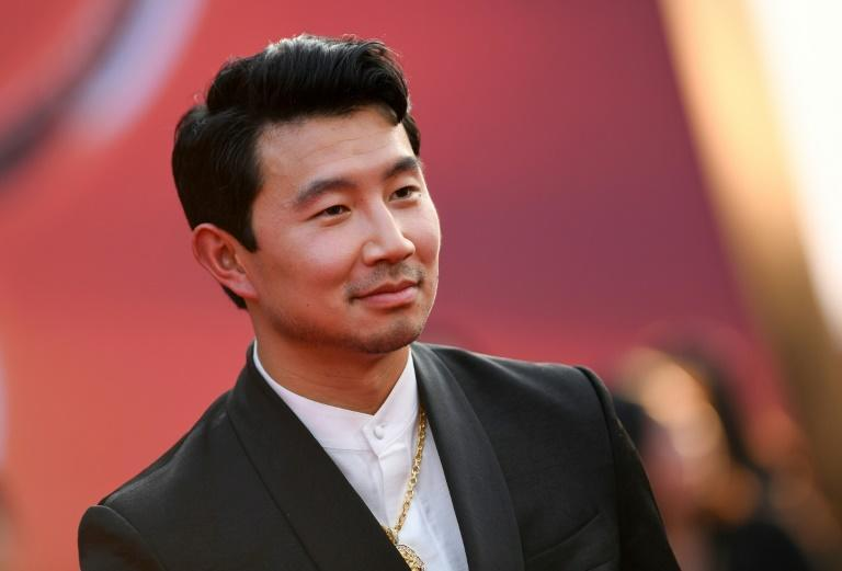 """Canadian actor Simu Liu makes his Marvel debut in """"Shang-Chi and the Legend of the Ten Rings"""" (AFP/VALERIE MACON)"""