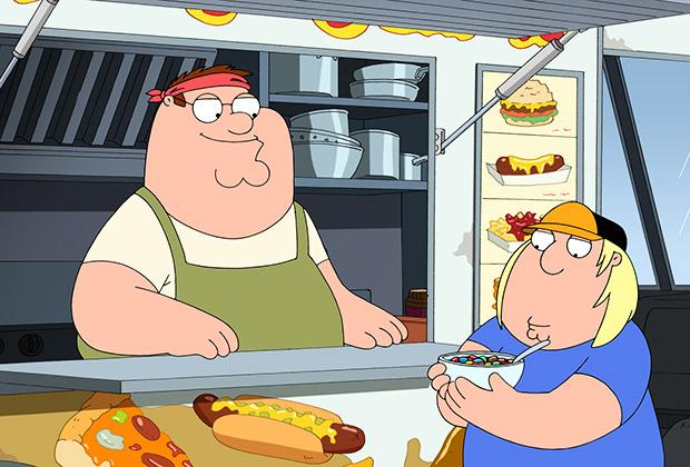 Family Guy Peters Toy Design : Family guy sneak peek peter griffin might ruin food