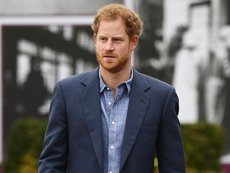Prince Harry has revealed that he had counselling after the death of his mother: Getty